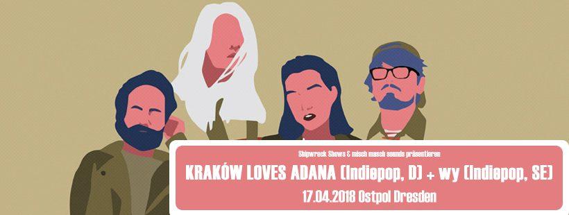 Kraków Loves Adana + Wy